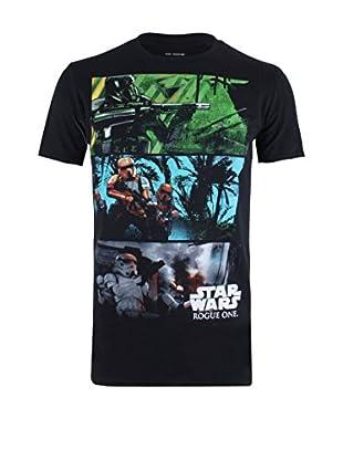 Star Wars T-Shirt Triptych