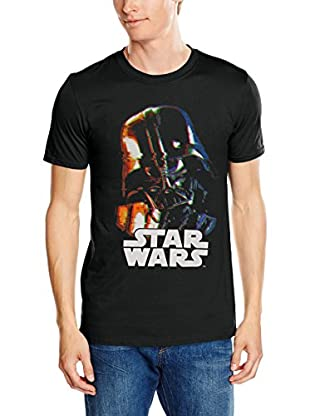 Star Wars T-Shirt Vader Distorted