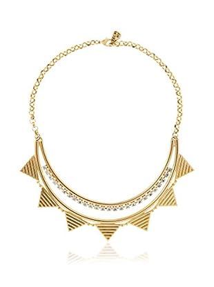 Yochi Cleopatra Triangle Necklace