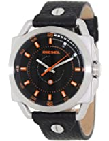 Diesel Analog Black Dial Men's Watch - DZ1578