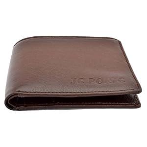 Je Porte 902 Two Tone Brown Wallet For Men