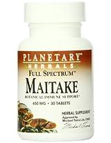 Full Spectrum Maitake Mushroom 650mg - 30 Tablets