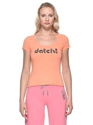 Camiseta Columbine (Naranja)