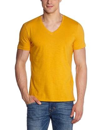 Tom Tailor Camiseta Santo Stefano Di Camastra (Mostaza)