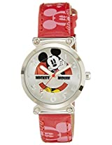 Disney Analog Multi-Color Dial Children's Watch - 99207