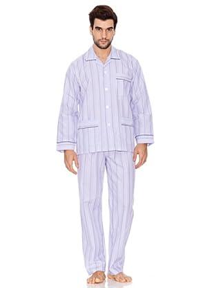 Plajol Pijama Caballero (Azul)