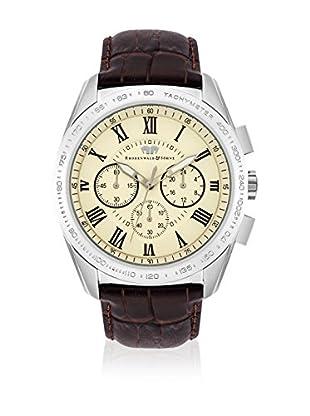 Rhodenwald & Söhne Reloj de cuarzo Jaxson Marrón 45 mm