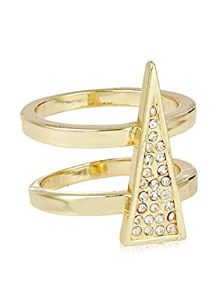 Jules Smith Pavé Triangle Ring