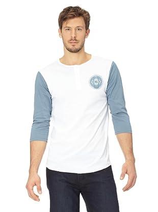 Analog Shirt Slider (optic white)