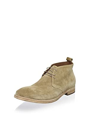 Geox Men's U Sammy P Lace-Up Boot (Sand)