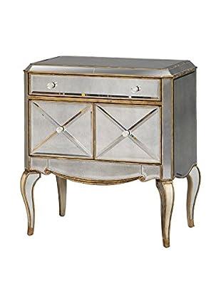 Bassett Mirror Company Collette Commode, Antique Mirror