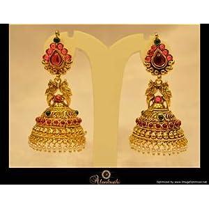 Earrings - Fancy Jhumkas 23