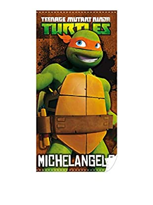 Tortugas Mutantes Toallas De Playa Mike