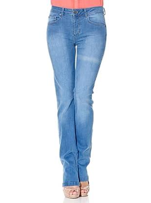 Cortefiel Jeans Casual (Blau)