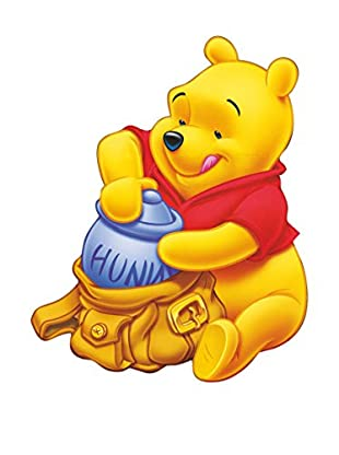 ArtopWeb Panel de Madera Disney Winnie Pooh
