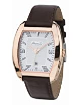 Kenneth Cole Analog White Dial Men's Watch IKC1498