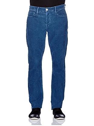 Earnest Sewn Vaquero Kyrre Twill (Azul Claro)