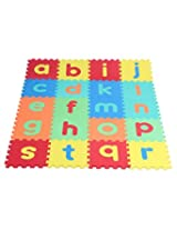 Kiddy Alphabet (a-z) & Shapes Puzzle Mat-9008,26 Pcs