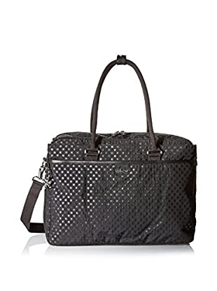 Kipling Jytte Medium Travel Tote, Black Dot