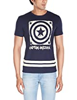 Marvel Comics Men's Cotton T-Shirt
