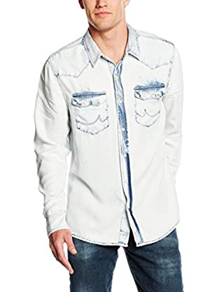 LTB Jeans Camisa Vaquera Dave