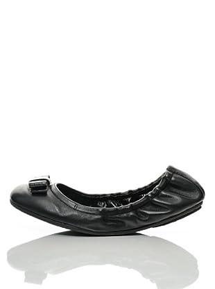 Furla Bailarinas Chantilly Fiocco (Negro)