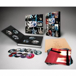 U2『Acthung Baby Super Deluxe Edition(CD)』