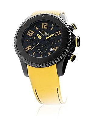 Vip Time Italy Uhr mit Japanischem Quarzuhrwerk VP5050YW_YW gelb 47.00  mm