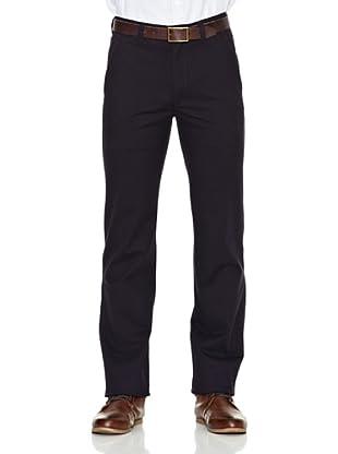 Dockers Pantalón Recto (Azul Oscuro)