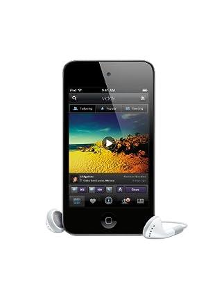 iPod Touch 16 GB  ( 4ªgen ) + cargador de corriente