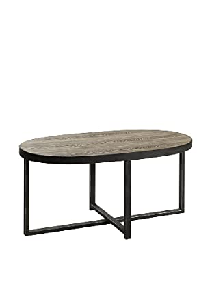 Cooper Classics Layton Cocktail Table, Distressed Wood