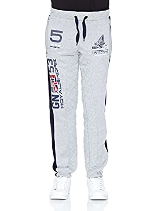 Geographical Norway Pantalón Myracing Men 100 (Gris)