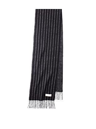 Joseph Abboud Men's Dash Scarf (Charcoal)