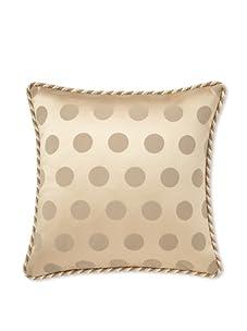 Mystic Valley Traders Fun Elegance Pillow (Bronze/Natural)