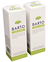Kanto Distribution Bario Foot Care Cream, All Skin Types, 327 Gram