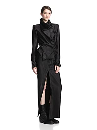 Ann Demeulemeester Women's Aspect Jacket (Black)