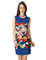 Allen Solly Chic Printed Dress
