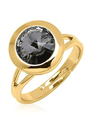 Philippa Anillo Oneone metal bañado en oro 24 ct one size