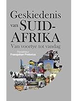 Geskiedenis van Suid-Afrika