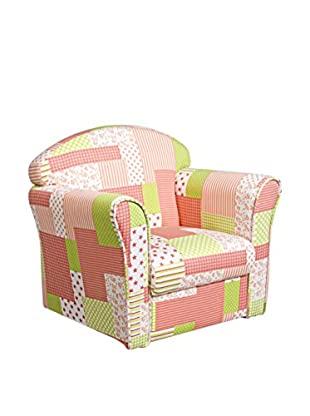 Special Home Sessel Kids Pinky Patch mehrfarbig