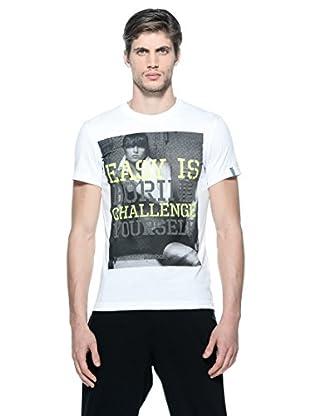Reebok Camiseta T (Blanco)