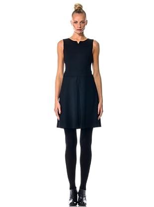 Eccentrica Kleid (Schwarz)