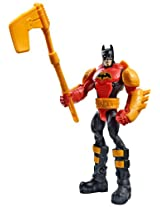 Batman Power Attack Mission Blaze Buster Batman Figure