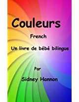 Couleurs (A Bilingual Baby Book)