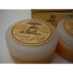 M. Mowbray Leather & Saddle Soap