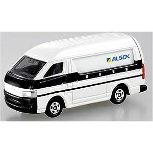 トミカ No.7 ALSOK 貴重品輸送車
