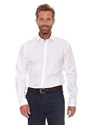 Cortefiel Camisa Coderas (Blanco)