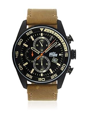 Pit Lane Uhr mit Miyota Uhrwerk Pl-1018-4 50 mm
