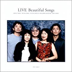 LIVE Beautiful Songs [Limited Edition]