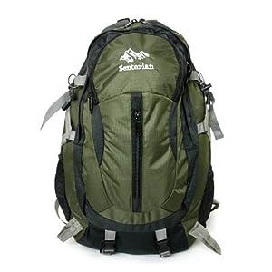 Senterlan-1001-Battle Green Backpack